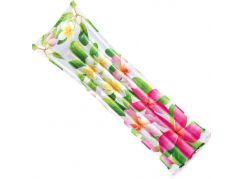 Intex 59720 Nafukovací matrace Květy