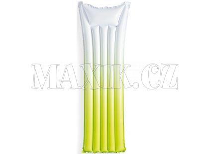 Intex 59721 Nafukovací lehátko 183x69cm - Zelená