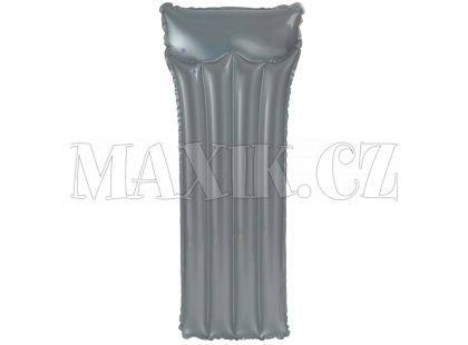 Intex 59725 Nafukovací stříbrná matrace 183x76cm