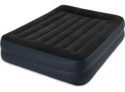 Intex 64124 Nafukovací vyvýšená postel Queen 152x203x42cm