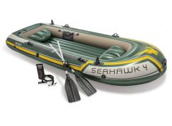 Intex 68351 Člun Seahawk 4 Set
