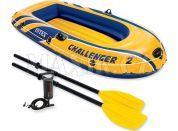 Intex 68367 Člun Challenger 2 Set