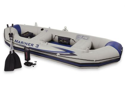 Intex 68373 Člun Mariner 3 Set
