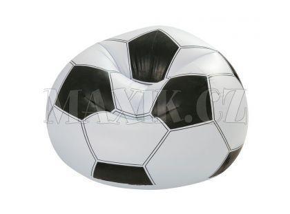 Intex 68557 Nafukovací sportovní křeslo Fotbalový míč 108x110cm