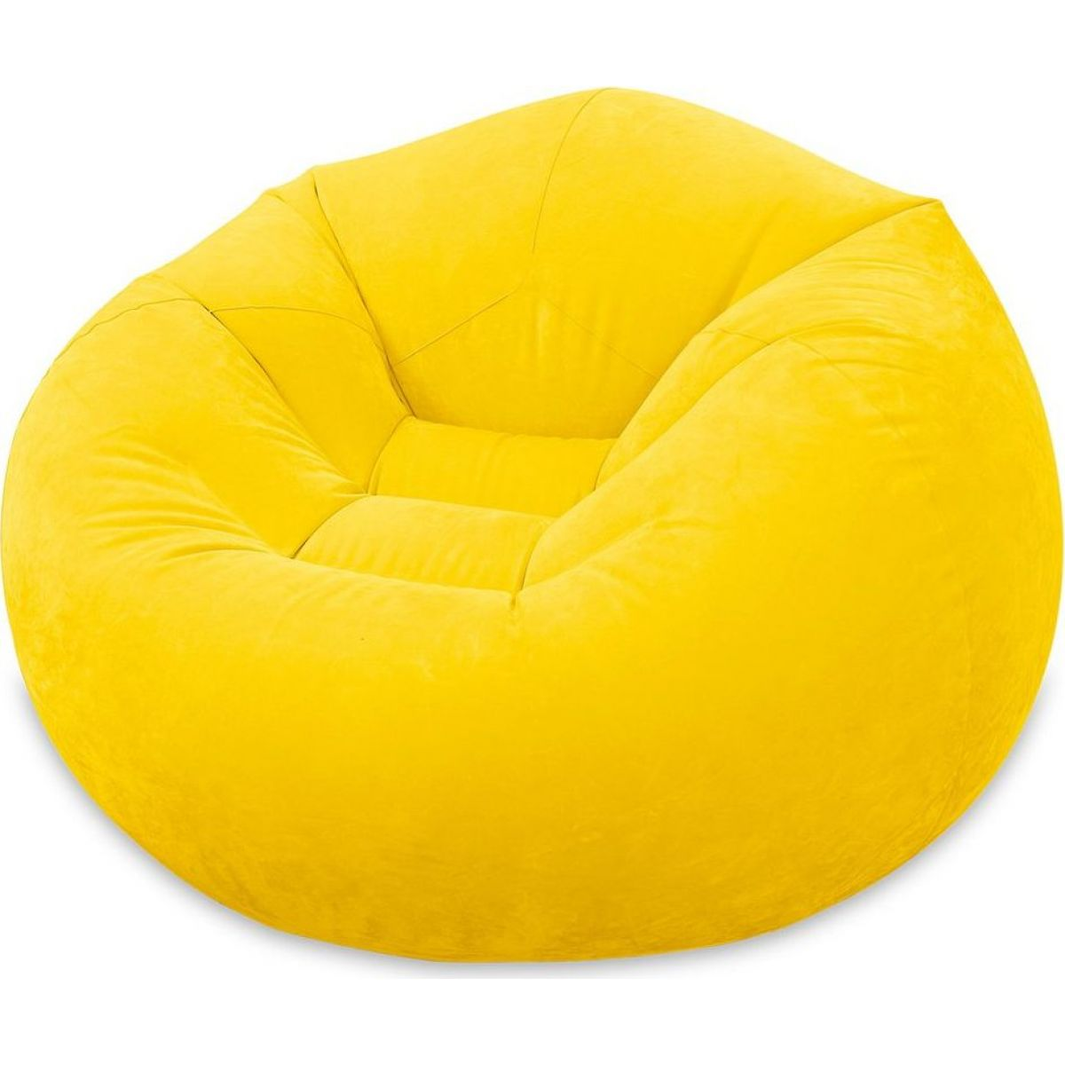 Intex 68569 Sedací pytel Beanless Žlutá