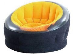 Intex 68582 Nafukovací křeslo Empire Chair - Oranžová
