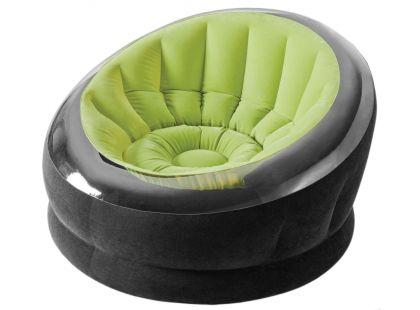 Intex 68582 Nafukovací křeslo Empire Chair - Zelená