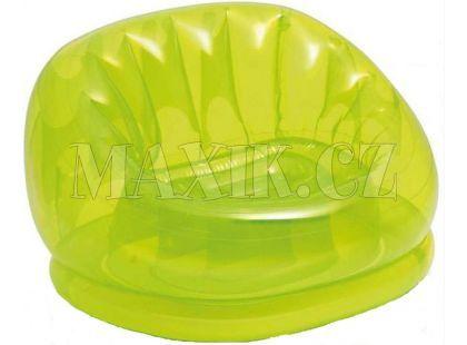 Intex 68594 Nafukovací křeslo Cosmo - Zelená