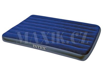 Intex 68758 Nafukovací postel Full Classic Downy 191x137x22cm