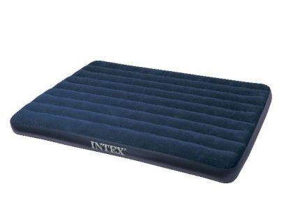 Intex 68759 Nafukovací postel Queen Classic Downy 203x152x22cm