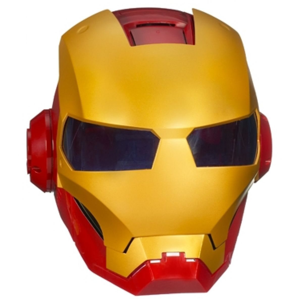 Iron Man helma s měničem hlasu
