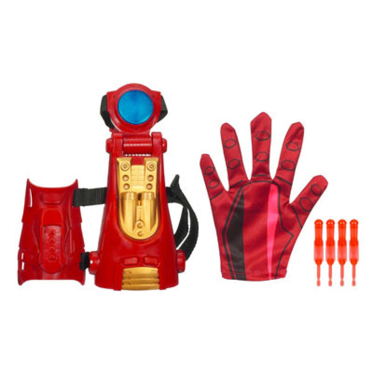 Iron Man Odpuzovač - Rukavice se zvuky a světly