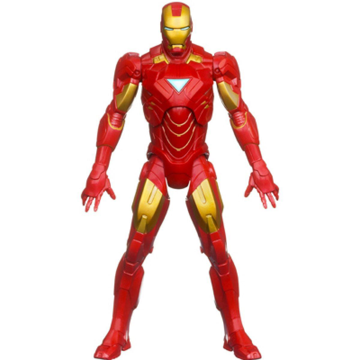 IRON MAN velká figurka Hasbro