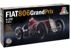 Italeri Model Kit auto 4702 Fiat 806 Grand Prix 1:12