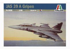 Italeri Model Kit letadlo 2638 Jas 39 A Gripen 1:48