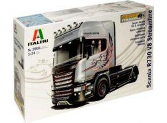 Italeri Model Kit truck 3906 Scania R730 Streamline 4x2 1:24