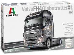 Italeri Model Kit truck 3940 Volvo FH4 Globetrotter XL 1:24