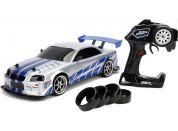 Jada Toys Rychle a zběsile RC auto Nissan Skyline GTR 1:10