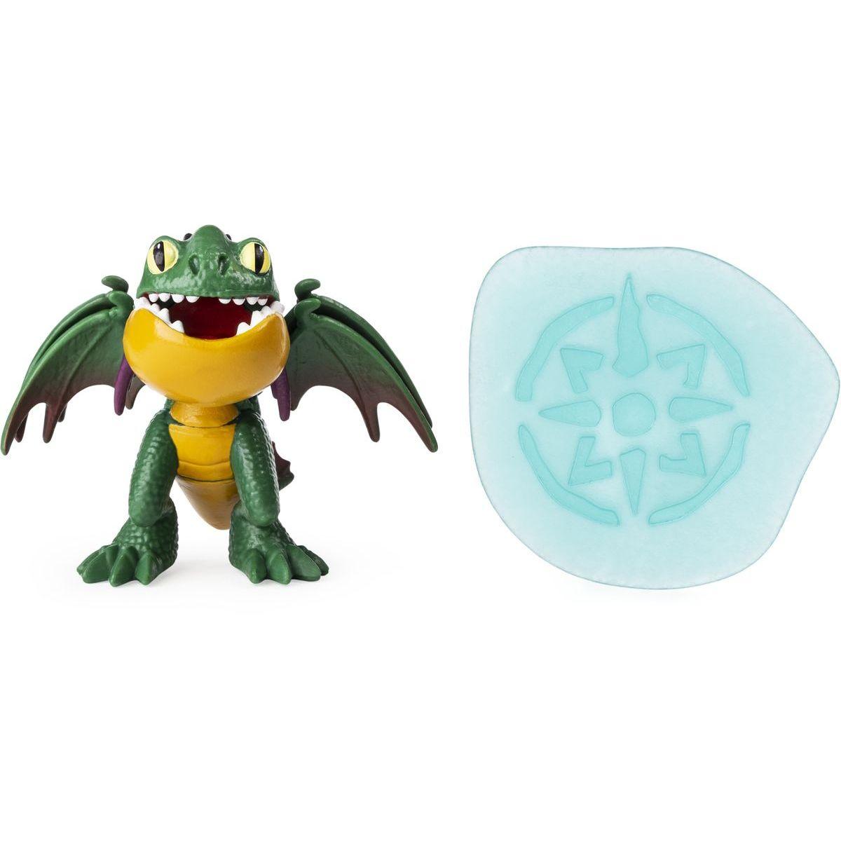 Jak vycvičit draka Draci malé figurky hrdinů Deadly Galewind