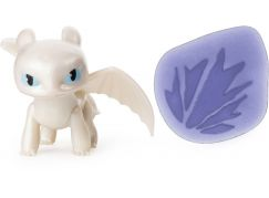 Jak vycvičit draka Draci malé figurky hrdinů Lightfury