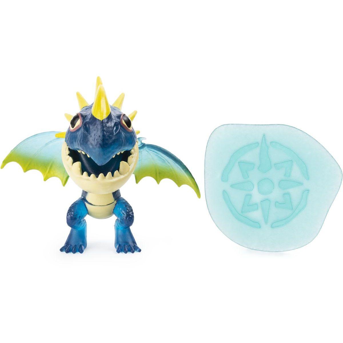 Jak vycvičit draka Draci malé figurky hrdinů Stormfly