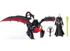 Jak vycvičit draka Drak a Viking Grimmel a Deathgripper