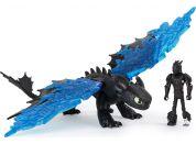 Jak vycvičit draka Drak a Viking Hiccup a Toothless Evolved