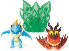 Jak vycvičit draka Multi dárkové balení zelený křišťál
