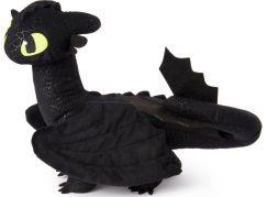 Jak vycvičit draka Velká plyš Delux Toothless 50cm