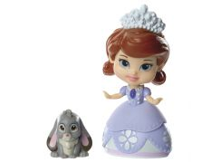 Jakks Pacific Disney Mini princezna a kamarád - Sofia and Clover