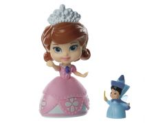 Jakks Pacific Disney Mini princezna a kamarád - Sofia and Merryweather