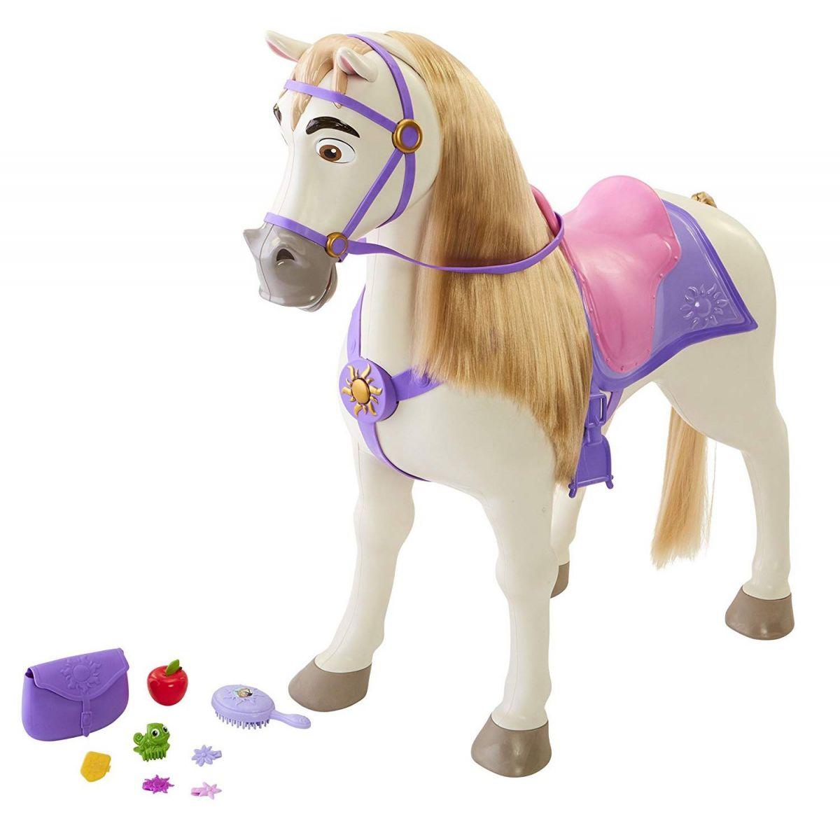 Jakks Pacific Disney Princess Velký kůň Maximus