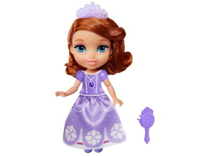 Jakks Pacific Disney Princezna 15cm - Princezna Sofie ve fialovém