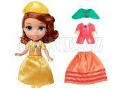Jakks Pacific Disney Princezna s šaty - Sofia Adventure Fashion Set