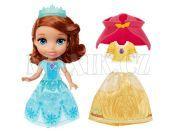 Jakks Pacific Disney Princezna s šaty - Sofia Winter Fashion Set