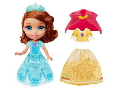 Jakks Pacific Disney Princezna s šaty - Sofia Winter Fashion Set