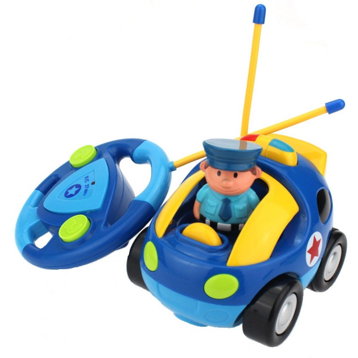 JakMean RC Policejní auto