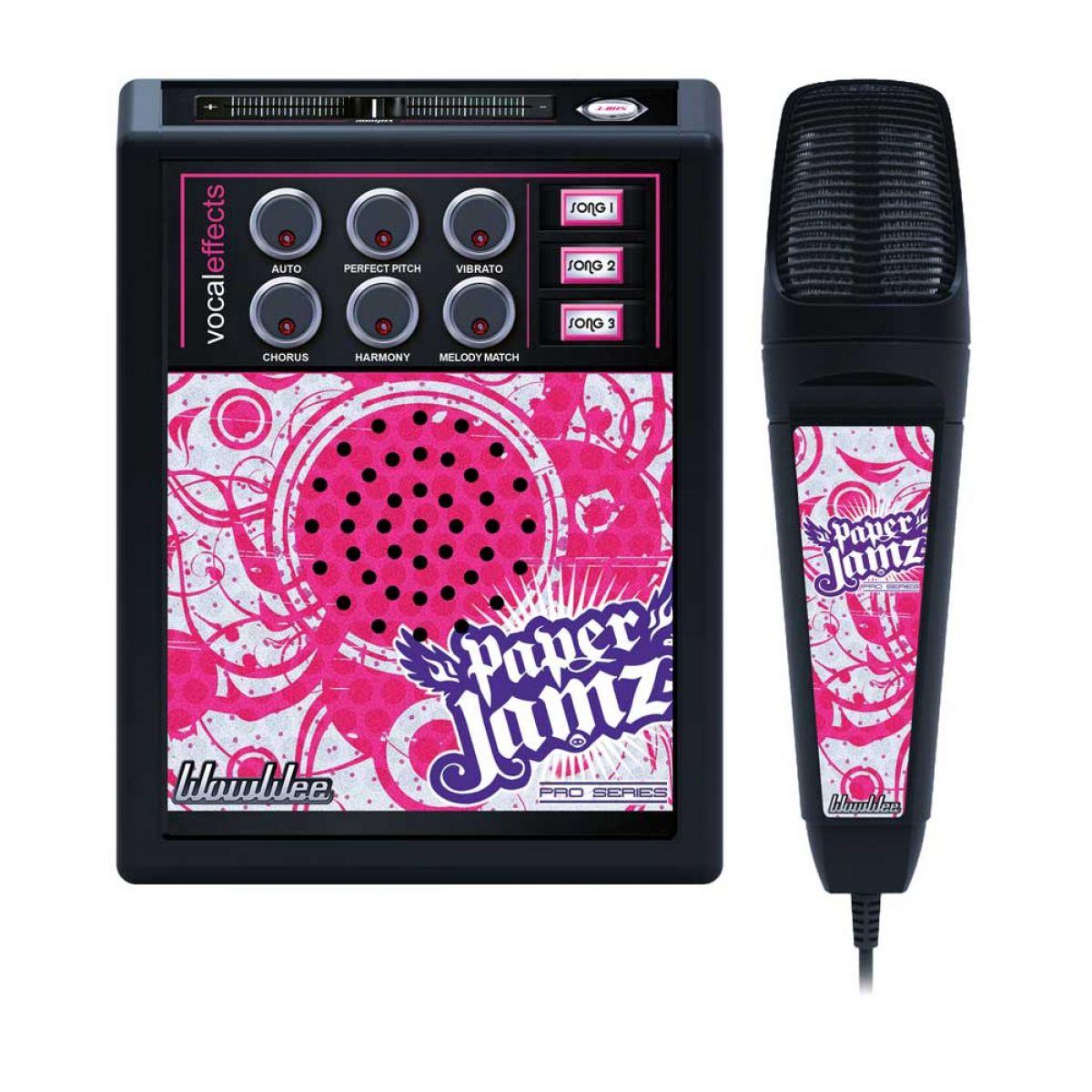 Jamz PRO - mikrofon 2  WowWee GW3201