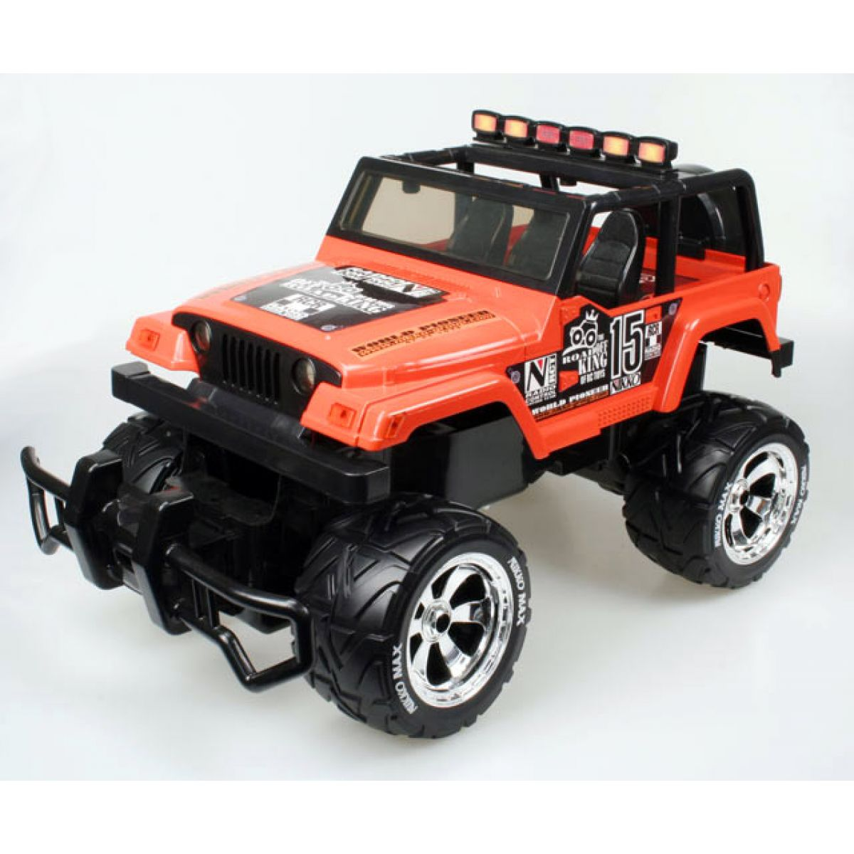 Jeep Monster Rubicon Nikko