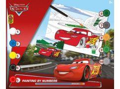 Jiří Models Cars Malování podle čísel Auta A3