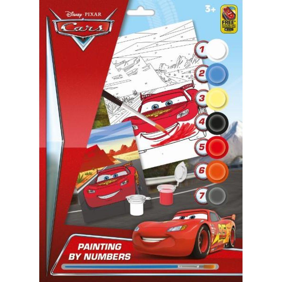 Jiří Models Cars Malování podle čísel Auta