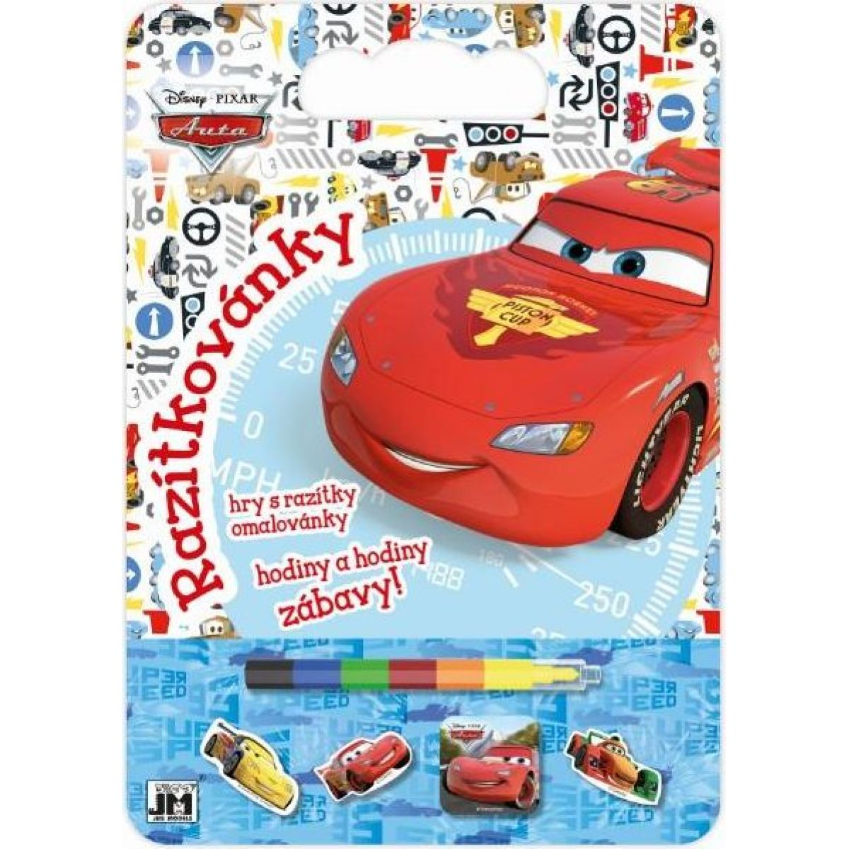 Jiri Models Cars Razítkovánky Auta