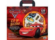 Jiri Models Cars Zábavný kufřík Auta 3