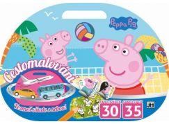 Jiri Models Cestomalování Peppa Pig