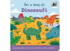 Jiri Models Čti a hraj si Dinosauři