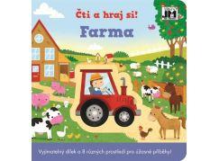 Jiri Models Čti a hraj si Farma