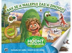 Jiří Models Disney Hodný Dinosaurus Samolepkové album Dino