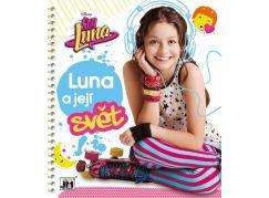 Jiri Models Disney Maluj stříhej nalepuj Soy Luna