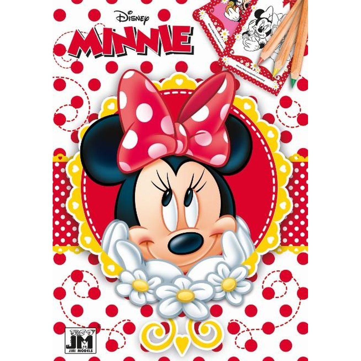Jiří Models Disney Minnie Omalovánky A5