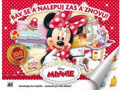 Jiri Models Disney Minnie Samolepkové album